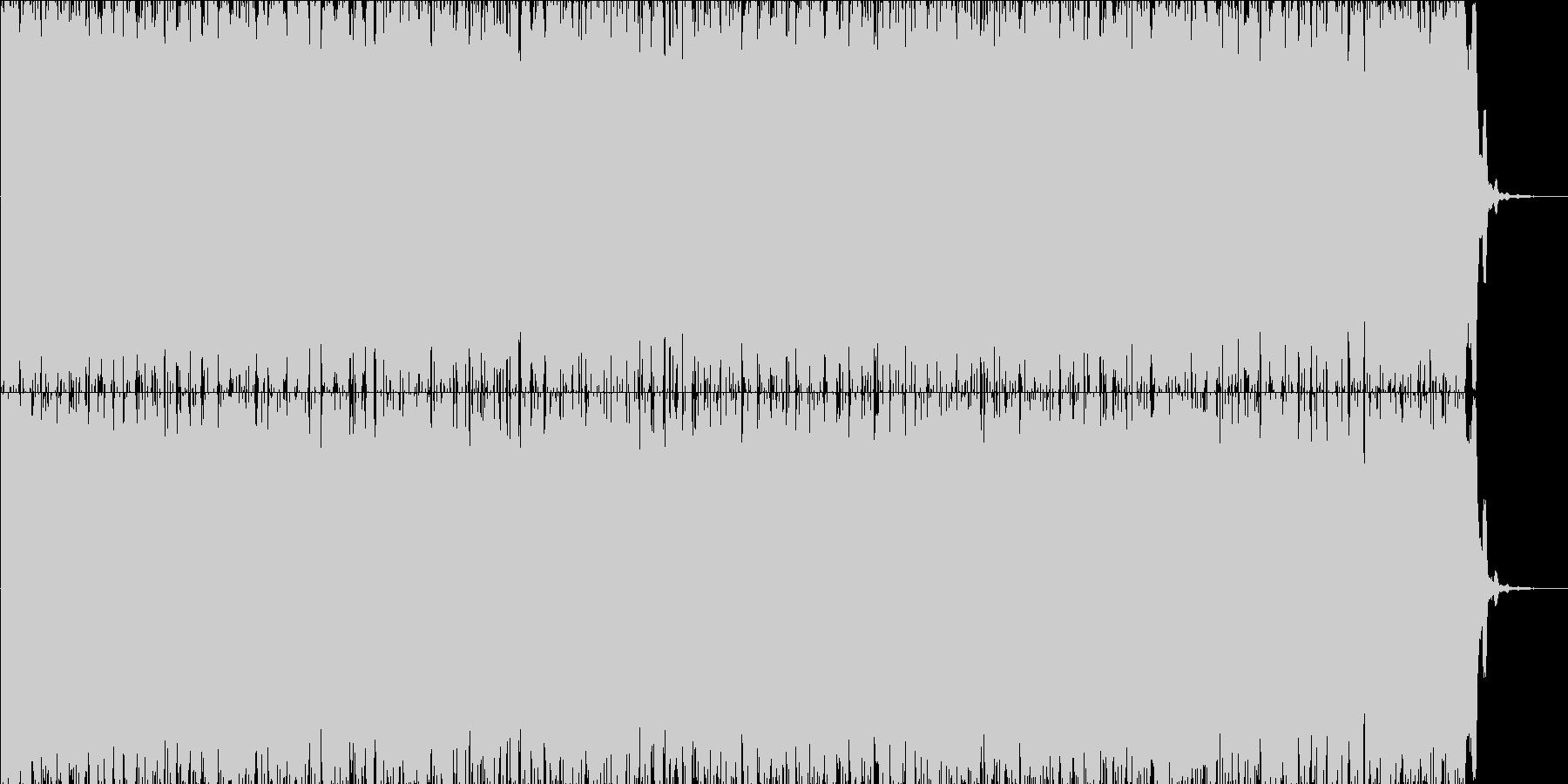 非常ベル_鳴りっぱなし2の未再生の波形
