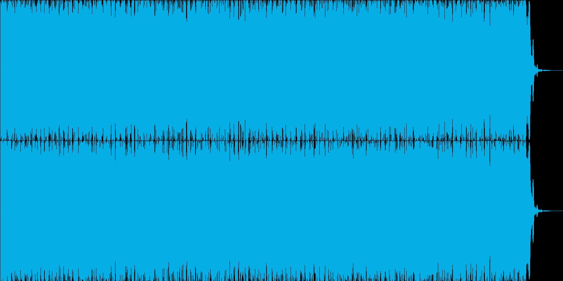 非常ベル_鳴りっぱなし2の再生済みの波形