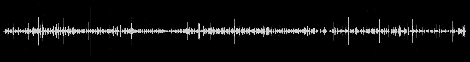 サンドペーパー:木材の高速サンディ...の未再生の波形