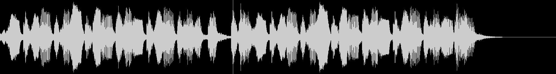 15秒CM/ほのぼのカワイイ子供や小動物の未再生の波形