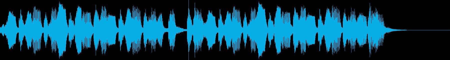 15秒CM/ほのぼのカワイイ子供や小動物の再生済みの波形