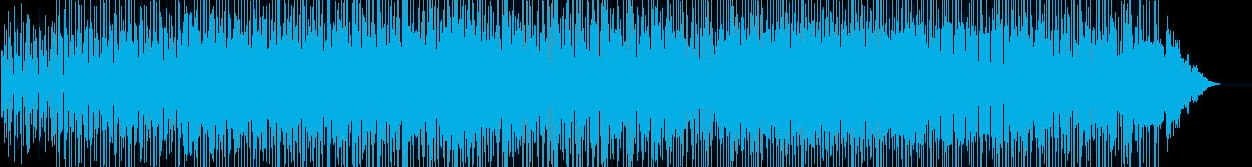 スペーシーな「ジェームズボンド」ム...の再生済みの波形