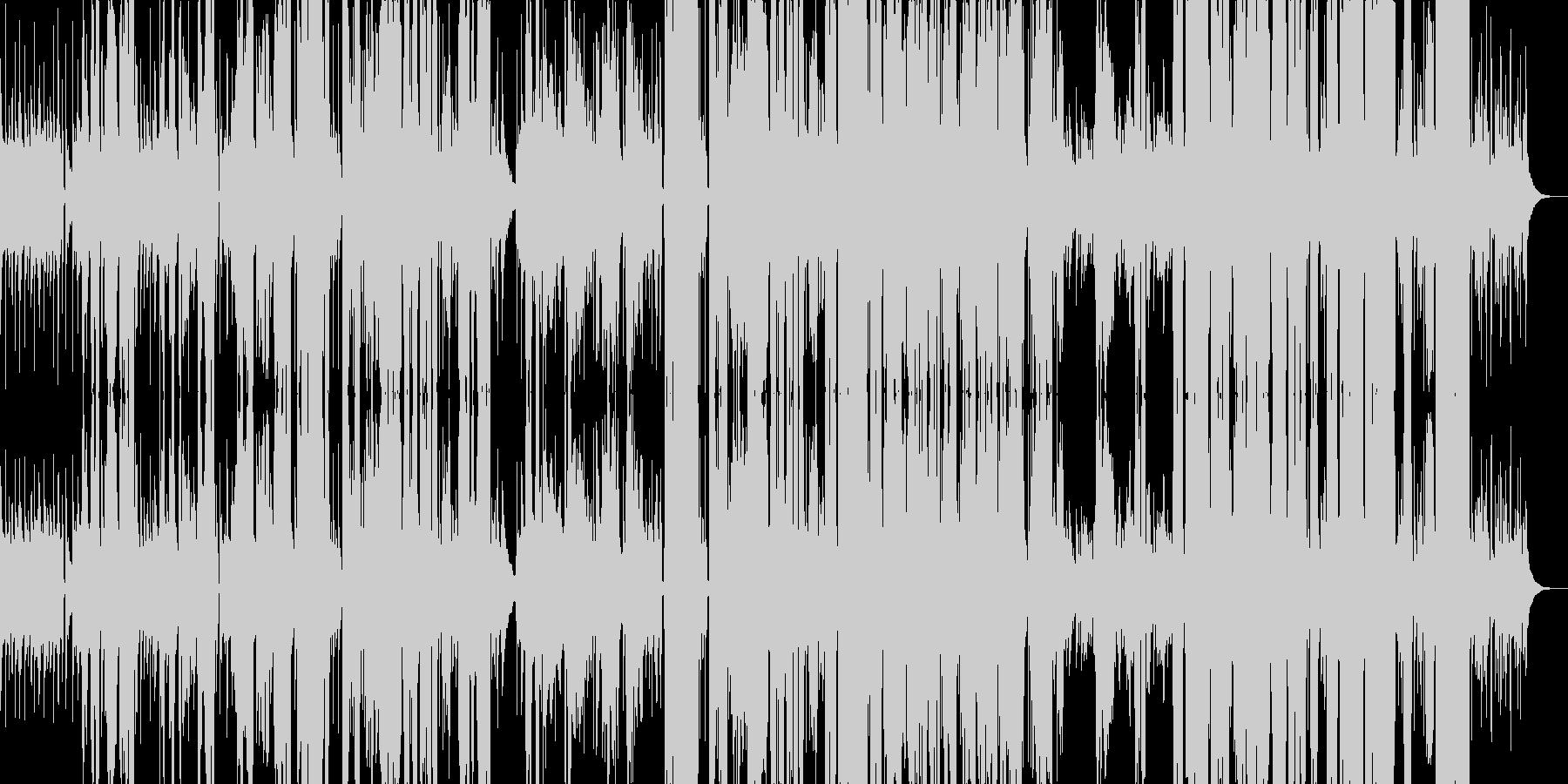 Blues-like pop music's unreproduced waveform