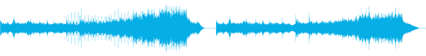 現代の交響曲 劇的な 神経質 エー...の再生済みの波形