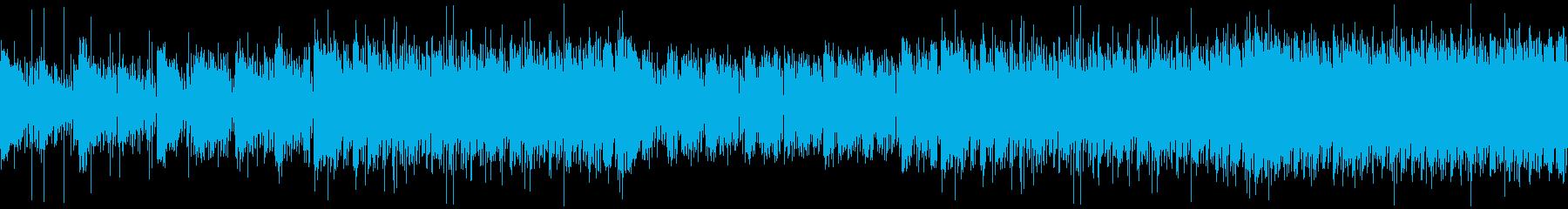 哀愁感・ドキュメンタリー映像・ジプシーの再生済みの波形