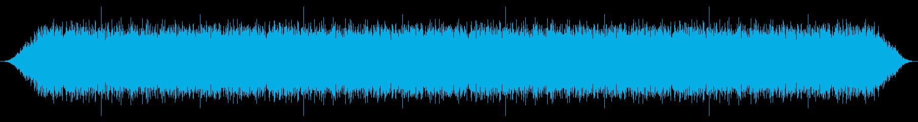 PC 駆動音02-08(ロング)の再生済みの波形
