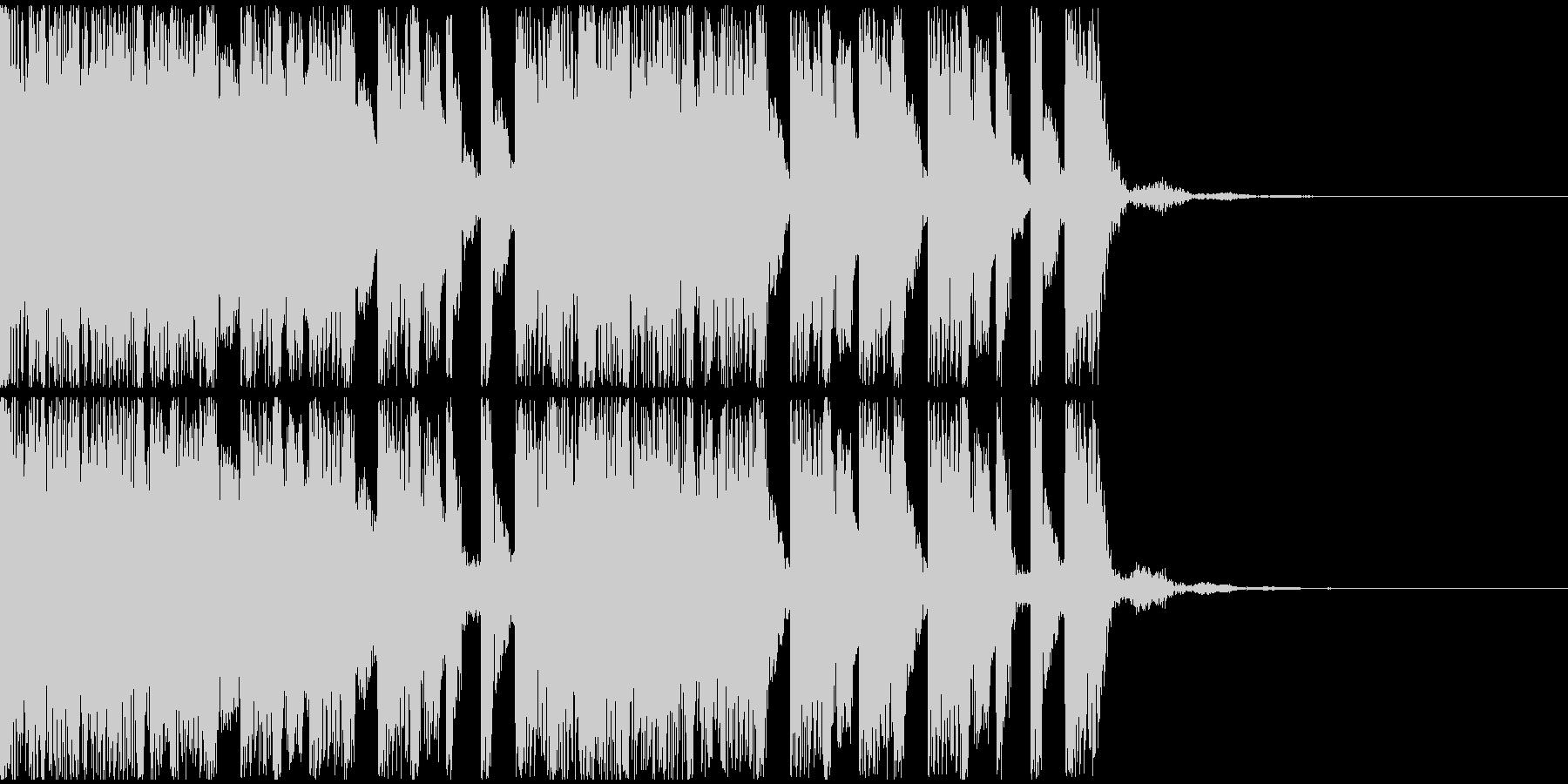 【EDM】トランス、ロング8、ショート1の未再生の波形