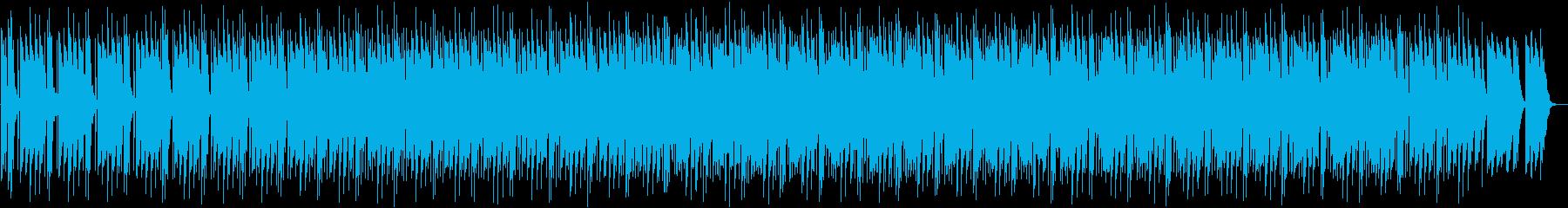 ふんわりエレポップの再生済みの波形