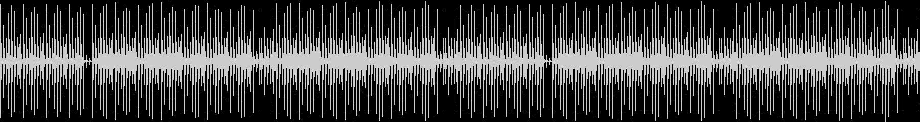 YouTube春オープニングほのぼの日常の未再生の波形