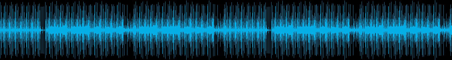 YouTube春オープニングほのぼの日常の再生済みの波形