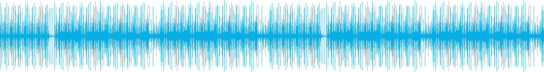YouTubeオープニング・ほのぼの日常の再生済みの波形