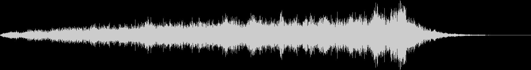 【ライザー】 オーケストレーション_02の未再生の波形