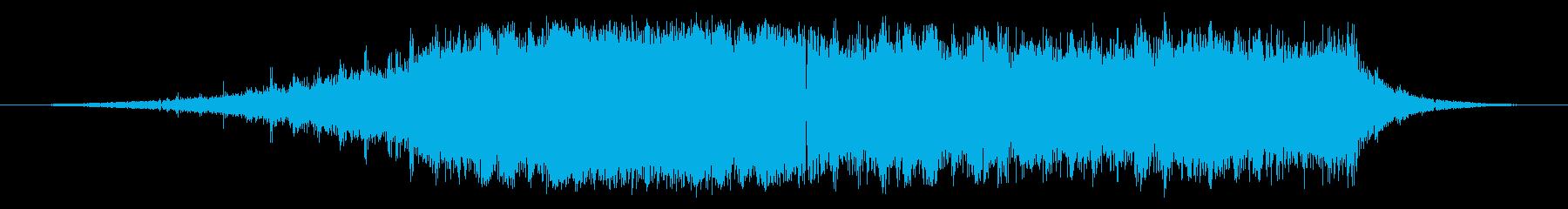SWELL インダストリアルライザ...の再生済みの波形