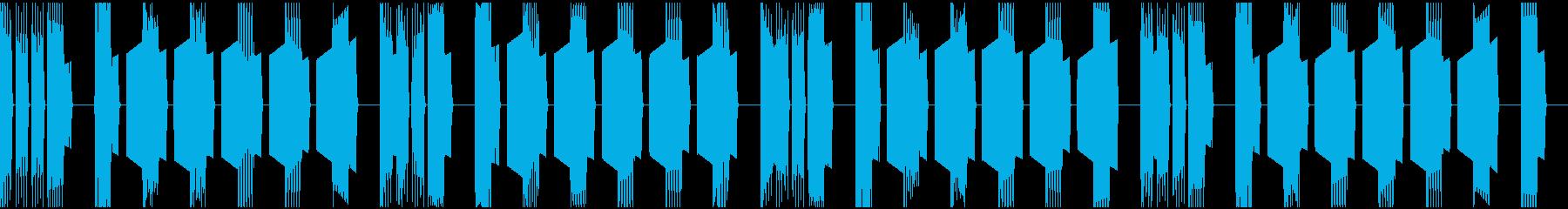 オープニング・アイコン・サウンドロゴの再生済みの波形