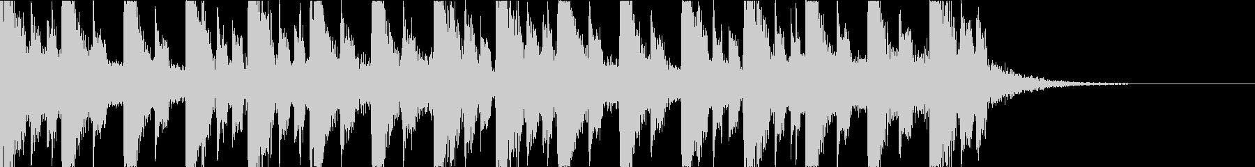 キャッチーで深みのあるEDM4の未再生の波形