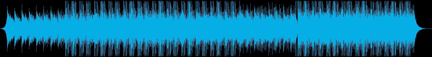 新技術の再生済みの波形