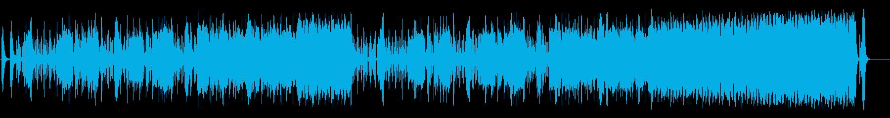 ポップ感覚を盛り込んだ南アジア風サウンドの再生済みの波形