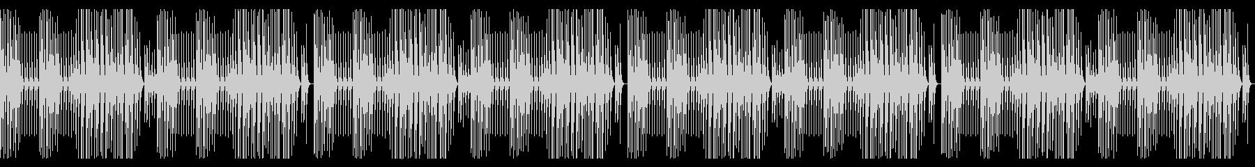 ほのぼの 日常 配信 カリンバの未再生の波形