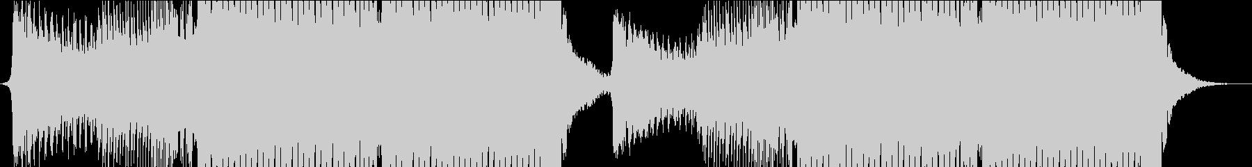 野外フェス・クラブ系・ハードなEDMの未再生の波形