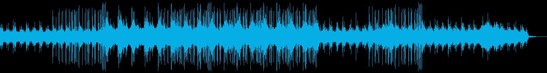 NewAge・アンビエント・劇伴の再生済みの波形