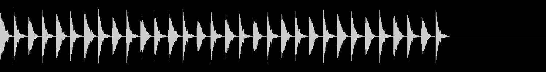 ポカポカ殴るA05の未再生の波形