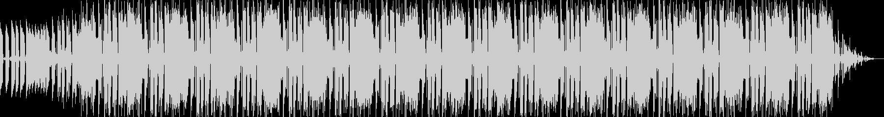 EDM系BGM1の未再生の波形