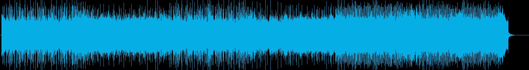 「HR/HM」「DARK」BGM56の再生済みの波形
