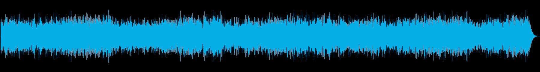 優しい疾走感 感動系カントリー生演奏の再生済みの波形