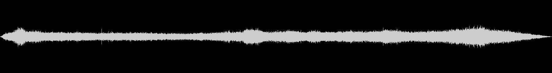 ガヤ環境音 - 交通量の多い街の雰囲気の未再生の波形
