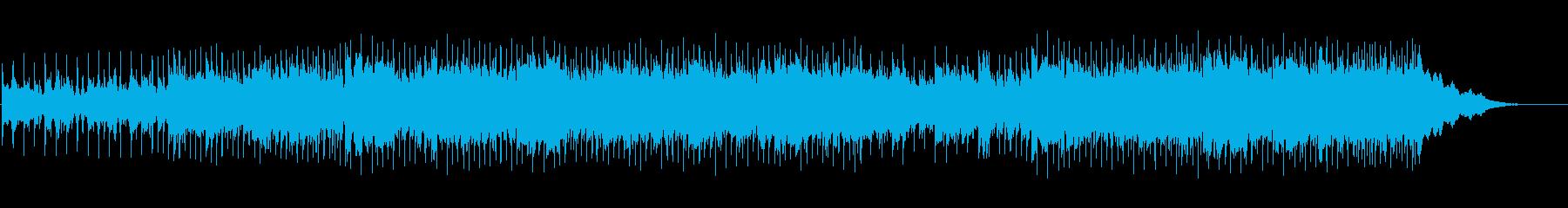 ポップ/エレクトロ・インストゥルメ...の再生済みの波形