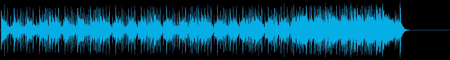 心も弾む爽やかなポップ(イントロ~A…)の再生済みの波形