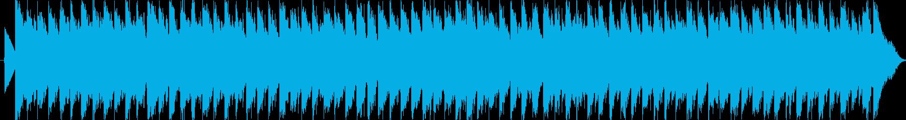 チェンバロとストリングスの協奏曲ですの再生済みの波形