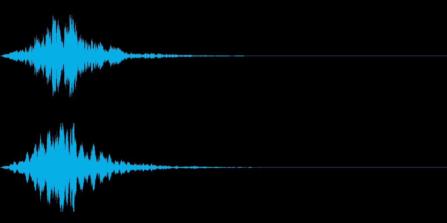 Dark_Reverse-10_revの再生済みの波形