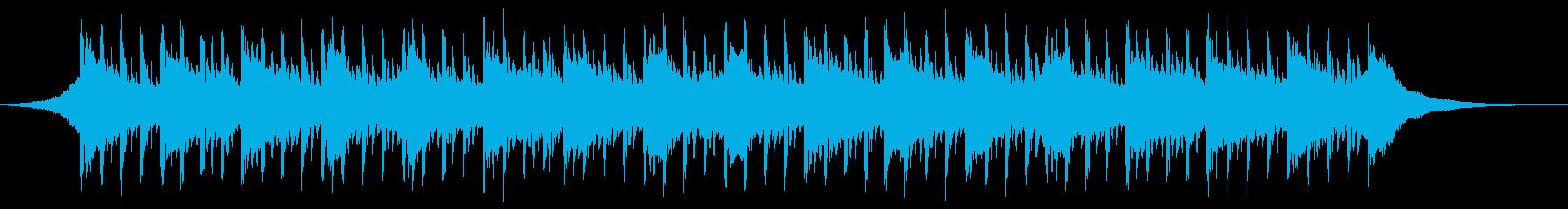 健康と医学(40秒)の再生済みの波形
