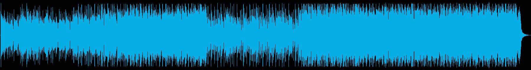 ギター/インディーロック_No454_3の再生済みの波形
