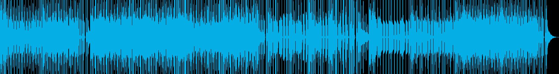 レトロなゲーム感覚と1980年代の...の再生済みの波形