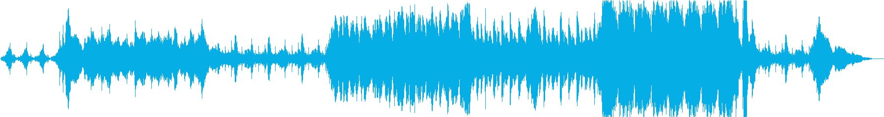 緊張感のある洞窟系ダンジョン内BGMの再生済みの波形