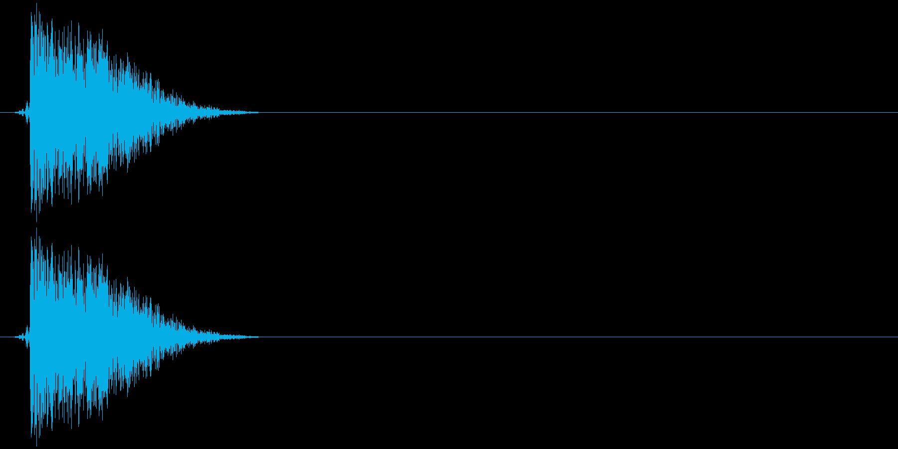 ハードフェイススラップ;ヴィンテー...の再生済みの波形