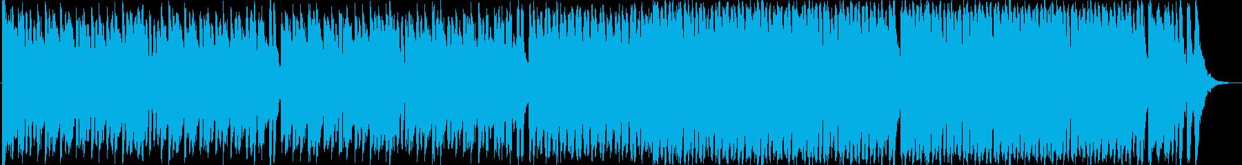 ハロウィン!怪しく陽気なオーケストラ!の再生済みの波形