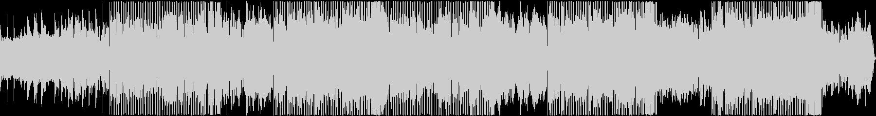 女性が歌う KAWAII系 R&Bポップの未再生の波形
