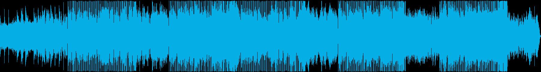 女性が歌う KAWAII系 R&Bポップの再生済みの波形