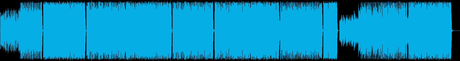 ska!ロック!ビッグバンドでアッパーの再生済みの波形