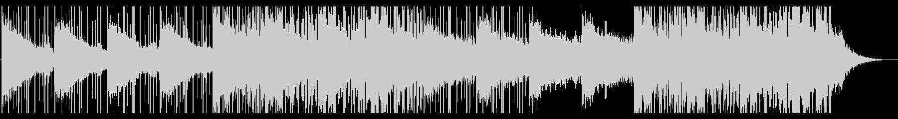 雨/ほのぼの/R&B_No381の未再生の波形