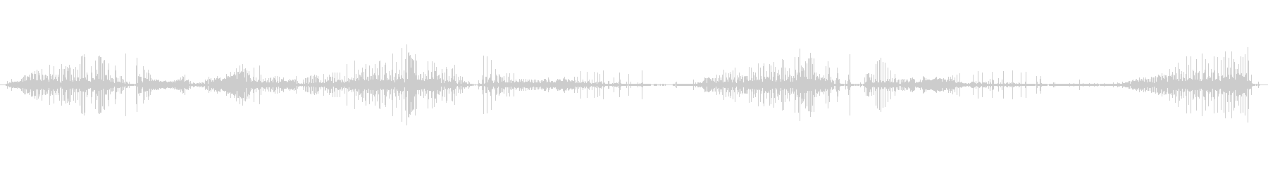 レザー レザーブートクリーク01の未再生の波形