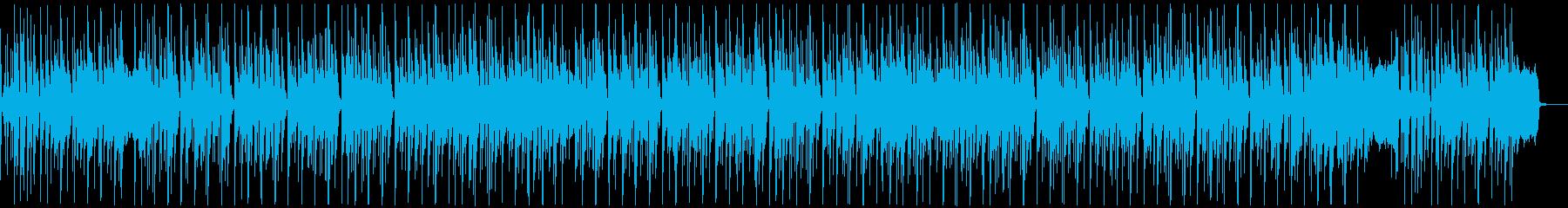 ノリノリ楽しい滝廉太郎のお正月_カラオケの再生済みの波形