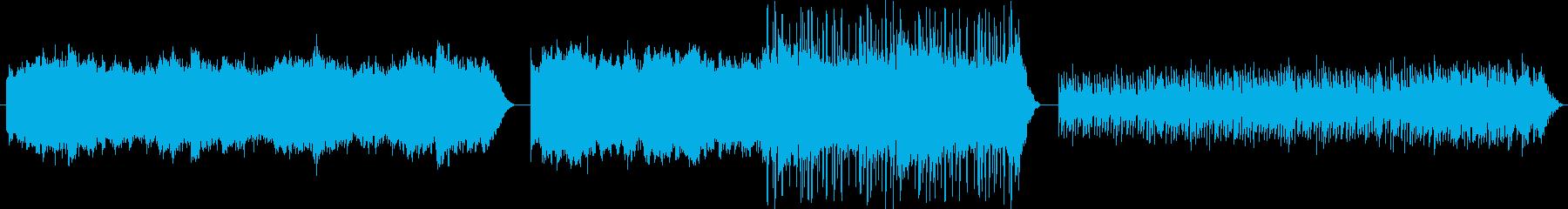 【宝石箱】SAPPHIREの再生済みの波形