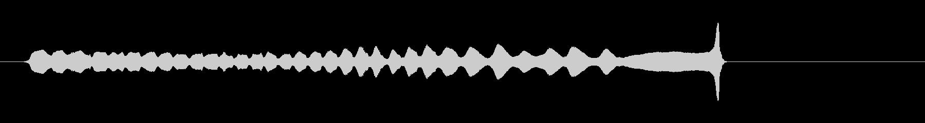 口オルガン、ビブラート、ロングファ...の未再生の波形