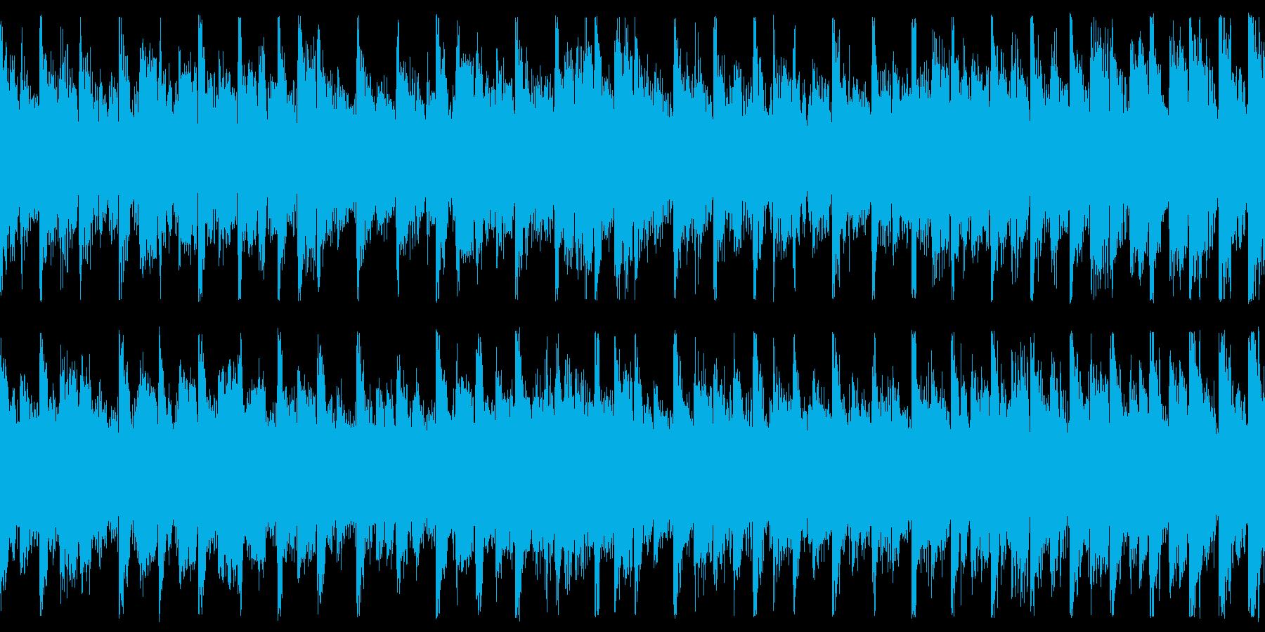 TikTok Dance 可愛い ループの再生済みの波形