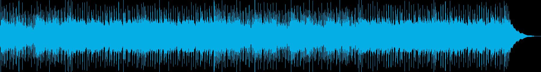ロック・スポーツ・疾走感・シンプルの再生済みの波形