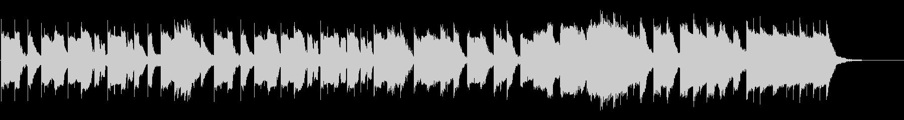 【Eテレ風】かわいいリコーダーとピアノの未再生の波形